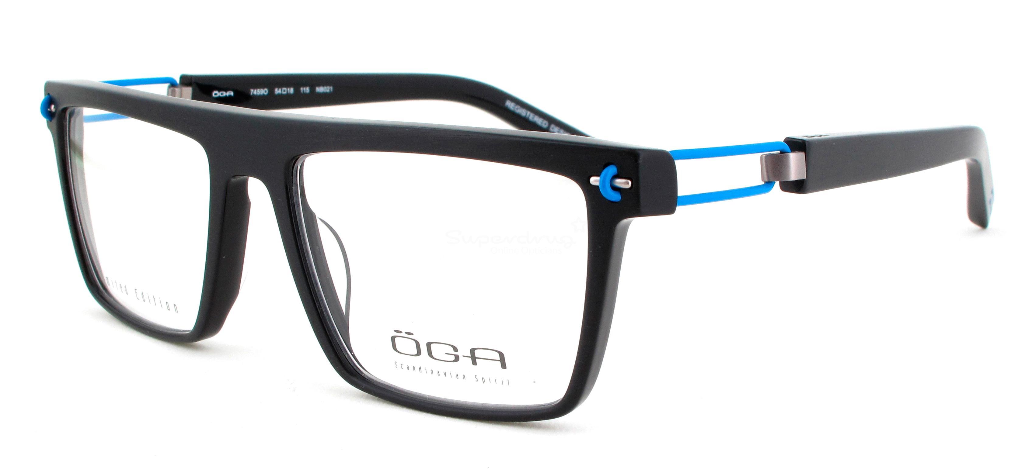 NB021 7459O TRAD 1 Glasses, ÖGA Scandinavian Spirit