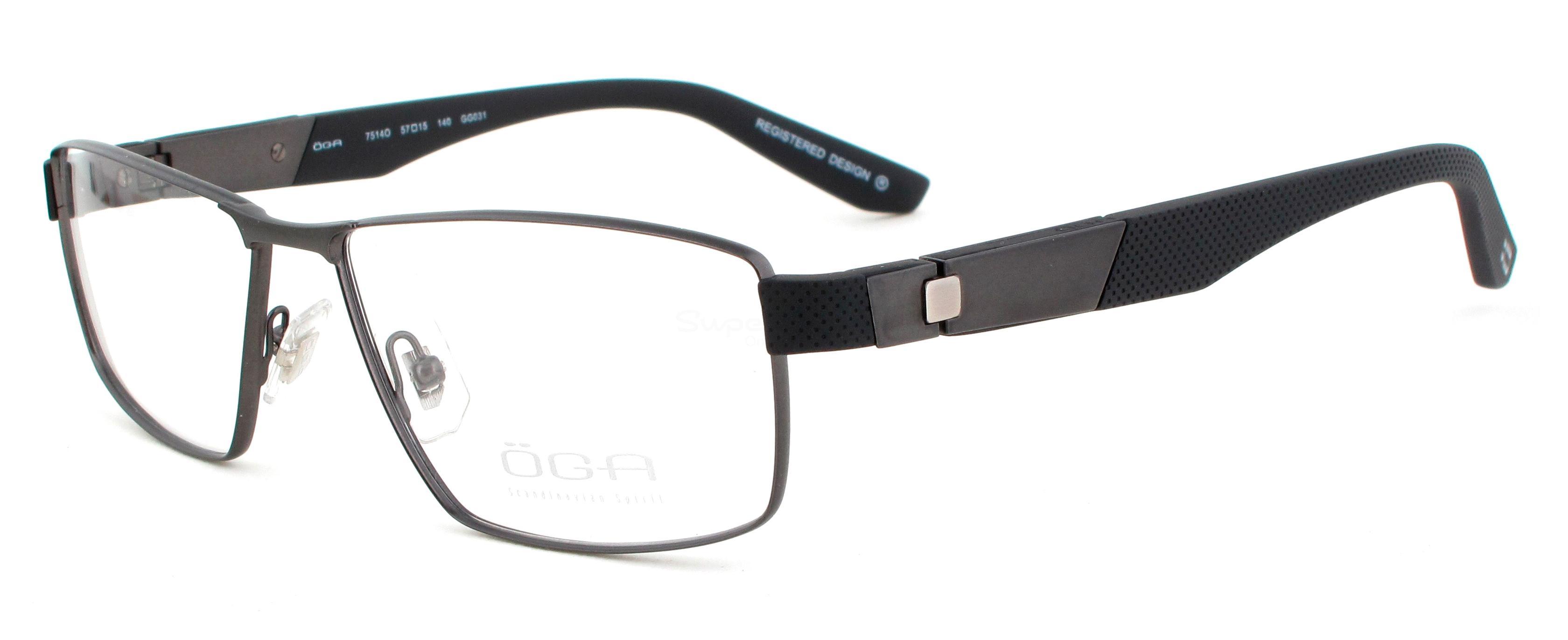 GG031 7514O FALK 3 Glasses, ÖGA Scandinavian Spirit