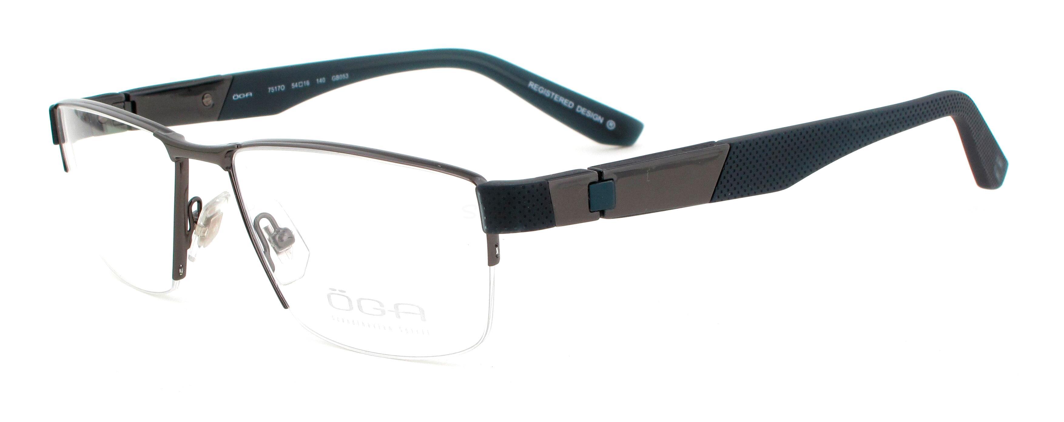 GB053 7517O FALK 3 Glasses, ÖGA Scandinavian Spirit