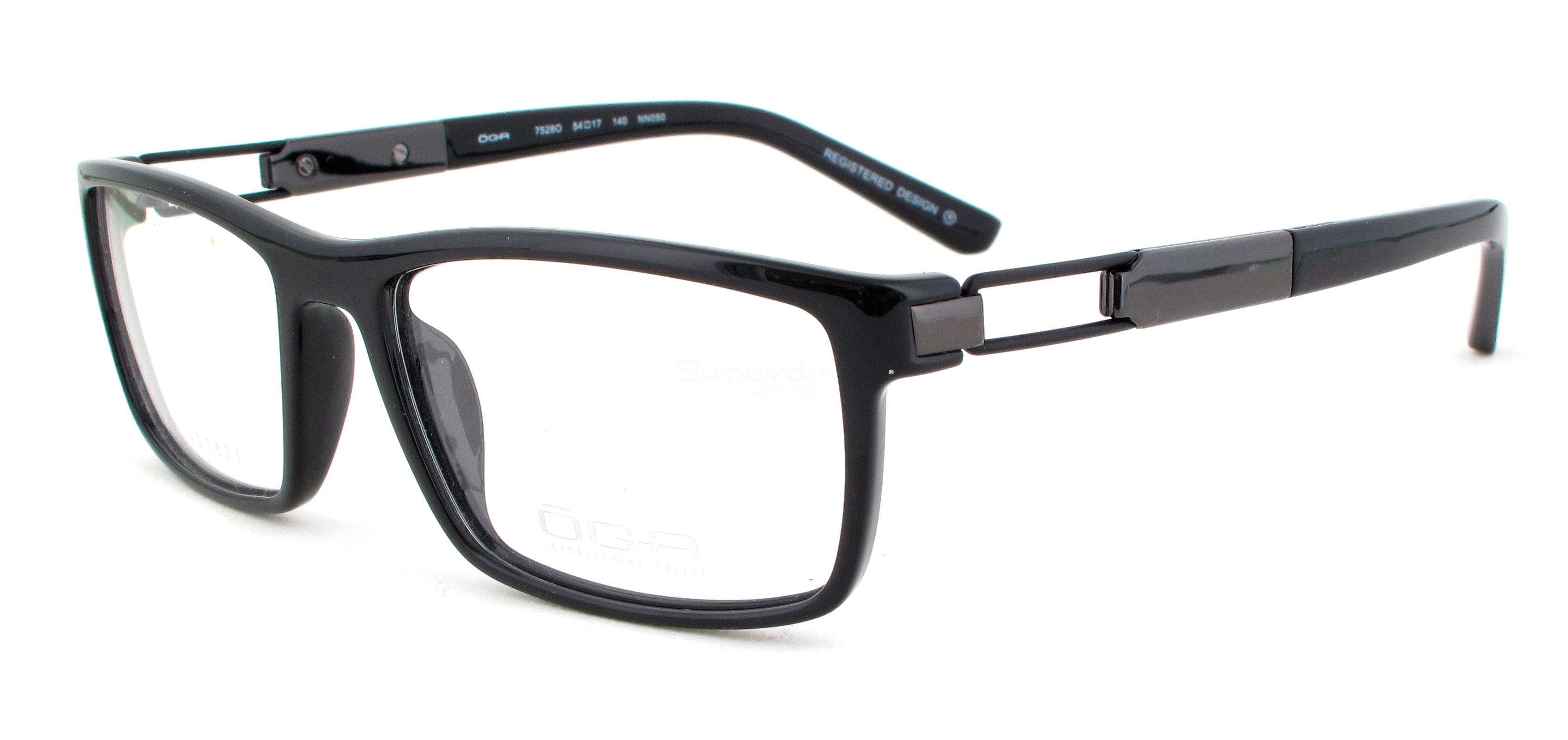 NN050 7528O TRAD 4 Glasses, ÖGA Scandinavian Spirit