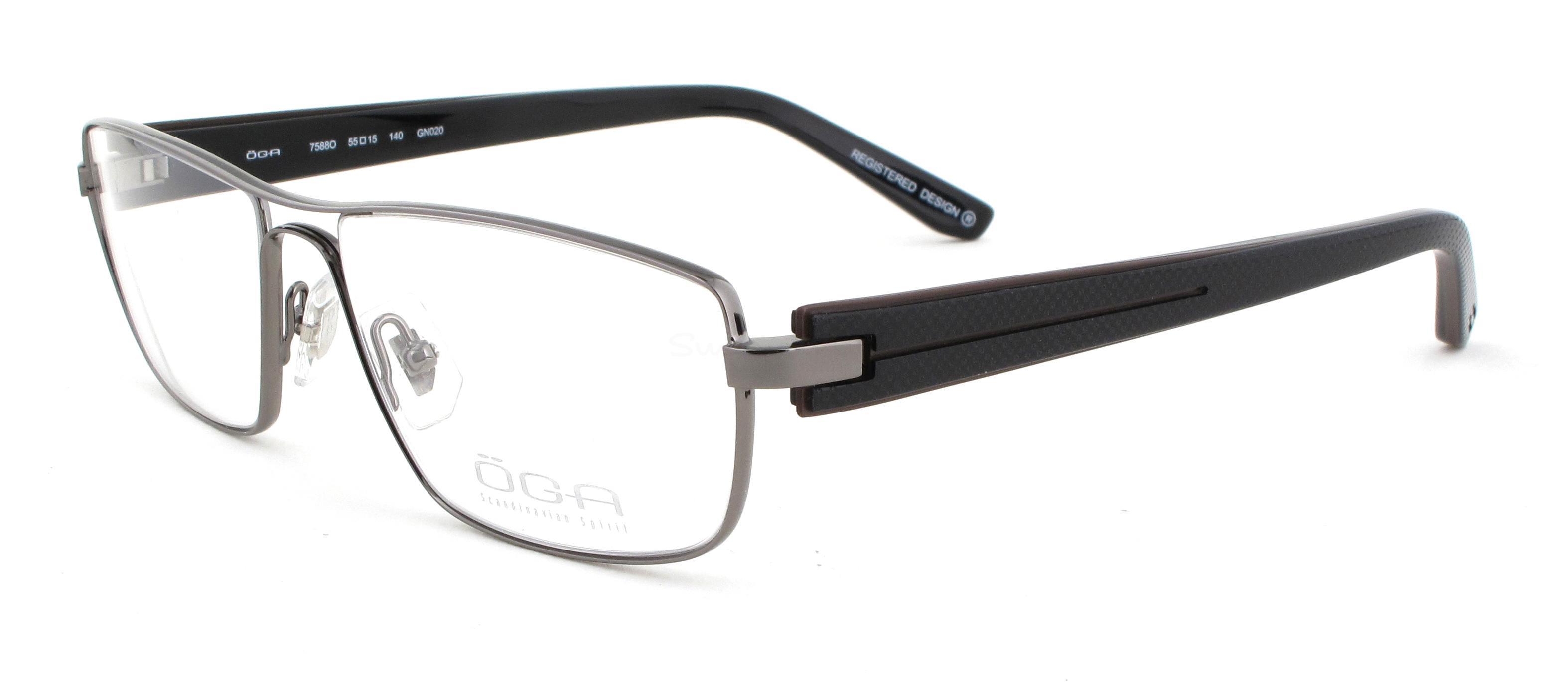 GN020 7588O TALVAC 2 Glasses, ÖGA Scandinavian Spirit
