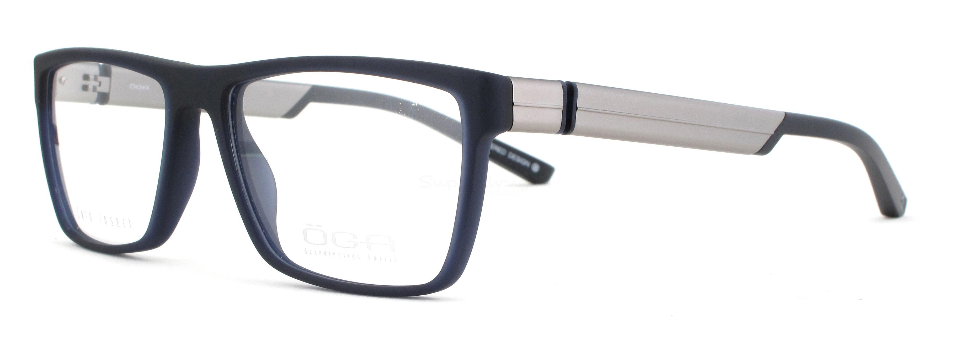 BG022 7650O AVLANG 1 Glasses, ÖGA Scandinavian Spirit