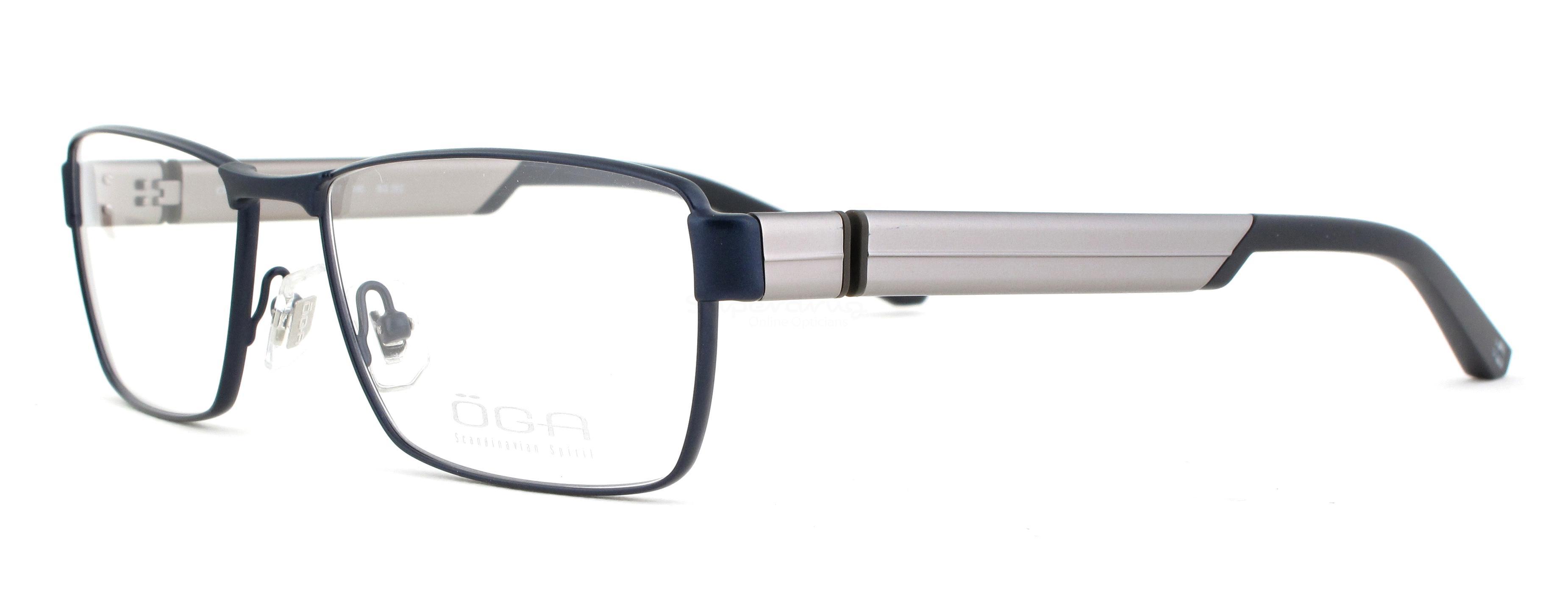 BG082 7656O AVLANG 2 Glasses, ÖGA Scandinavian Spirit