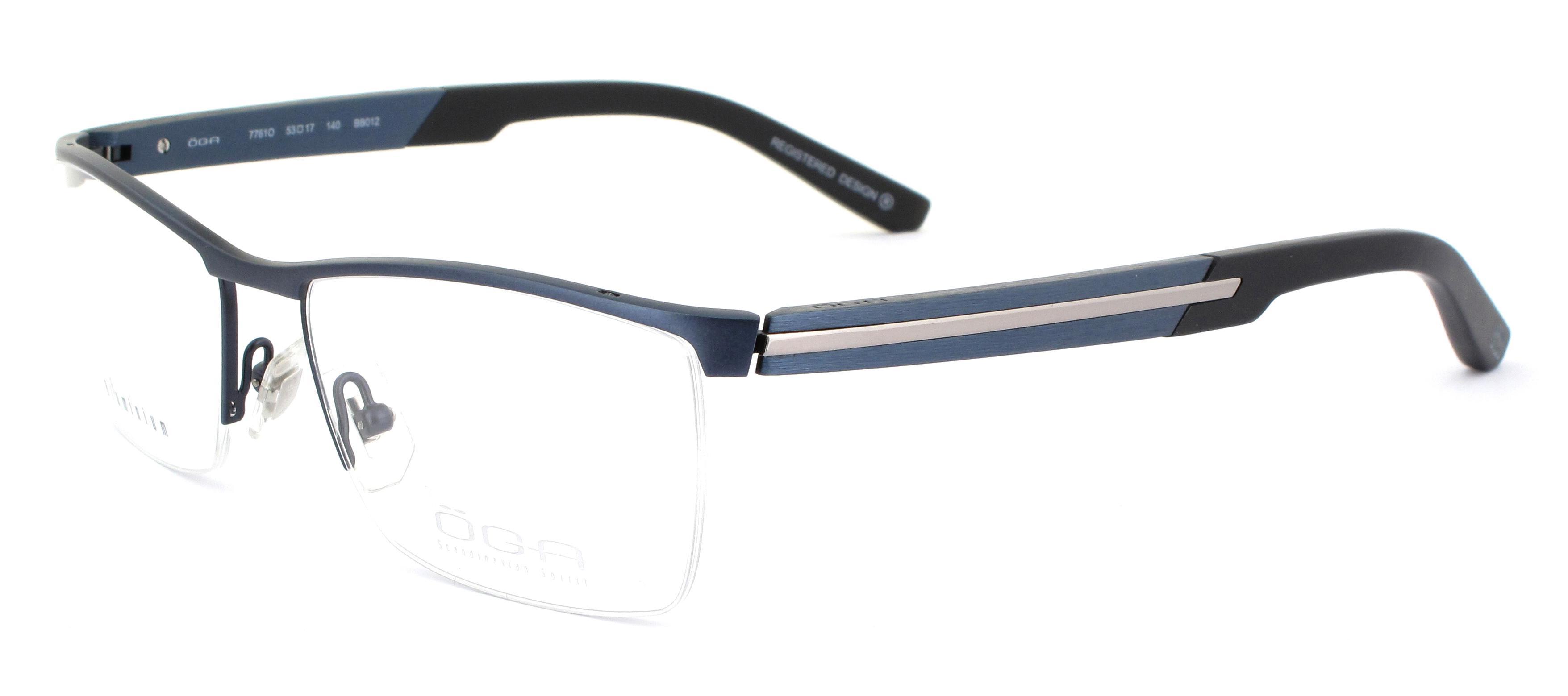 BB012 7761O TANGER 1 Glasses, ÖGA Scandinavian Spirit