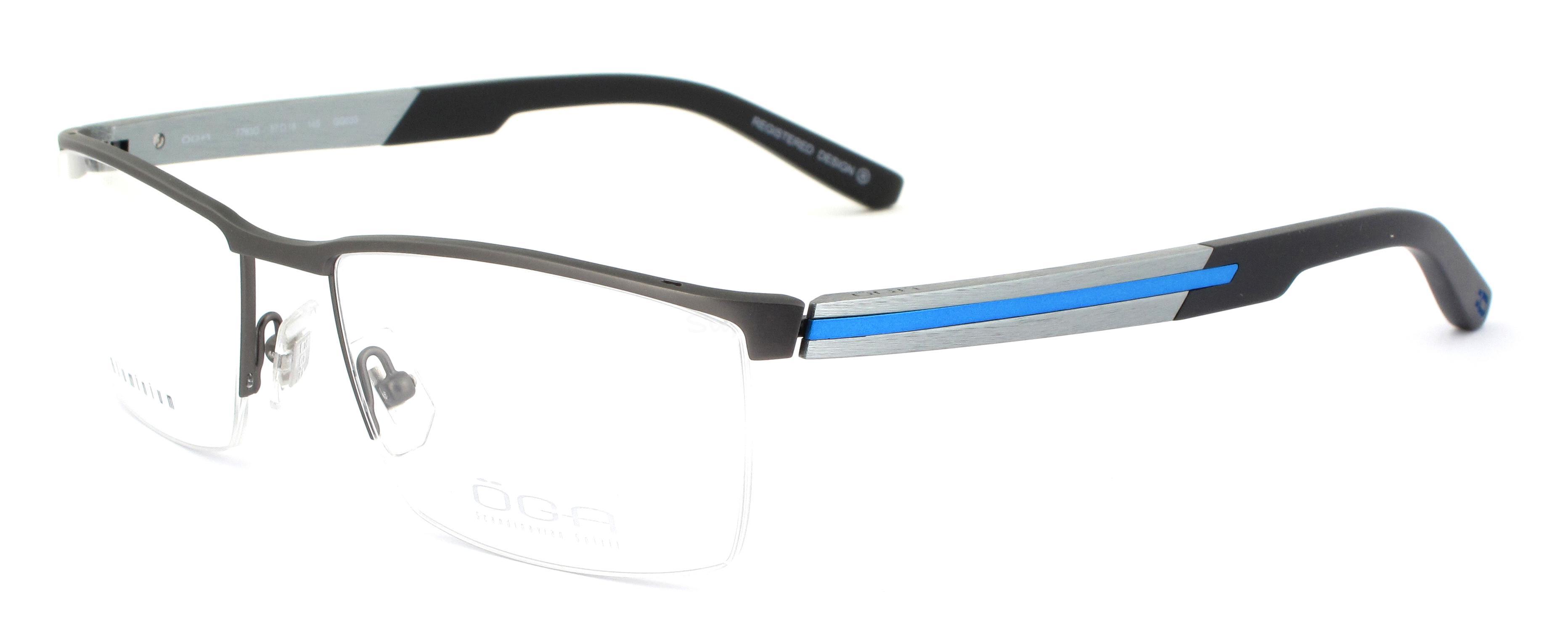 GG033 7763O TANGER 1 Glasses, ÖGA Scandinavian Spirit