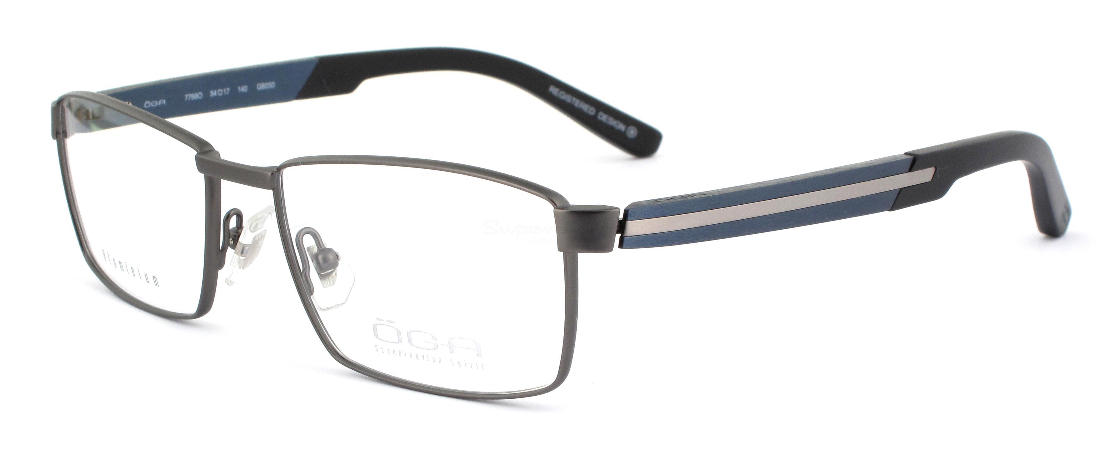 GB050 7766O TANGER 2 Glasses, ÖGA Scandinavian Spirit