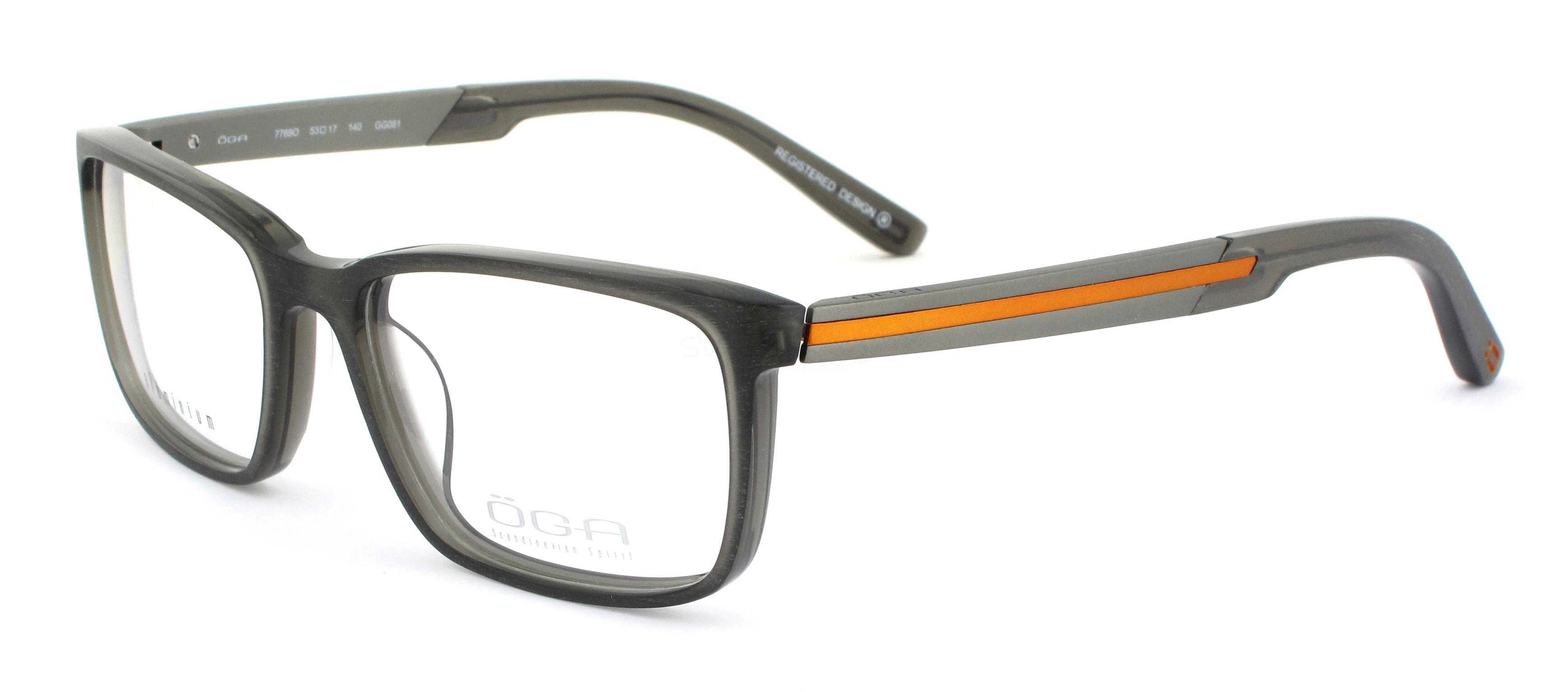 GG081 7769O TANGER 3 Glasses, ÖGA Scandinavian Spirit