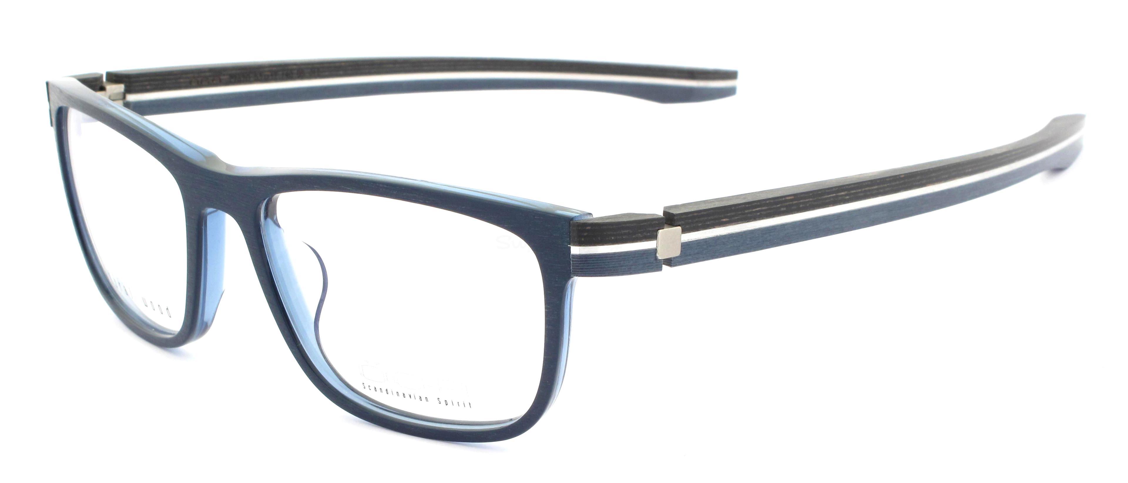 BB012 7787O PILTRA (WOOD) Glasses, ÖGA Scandinavian Spirit