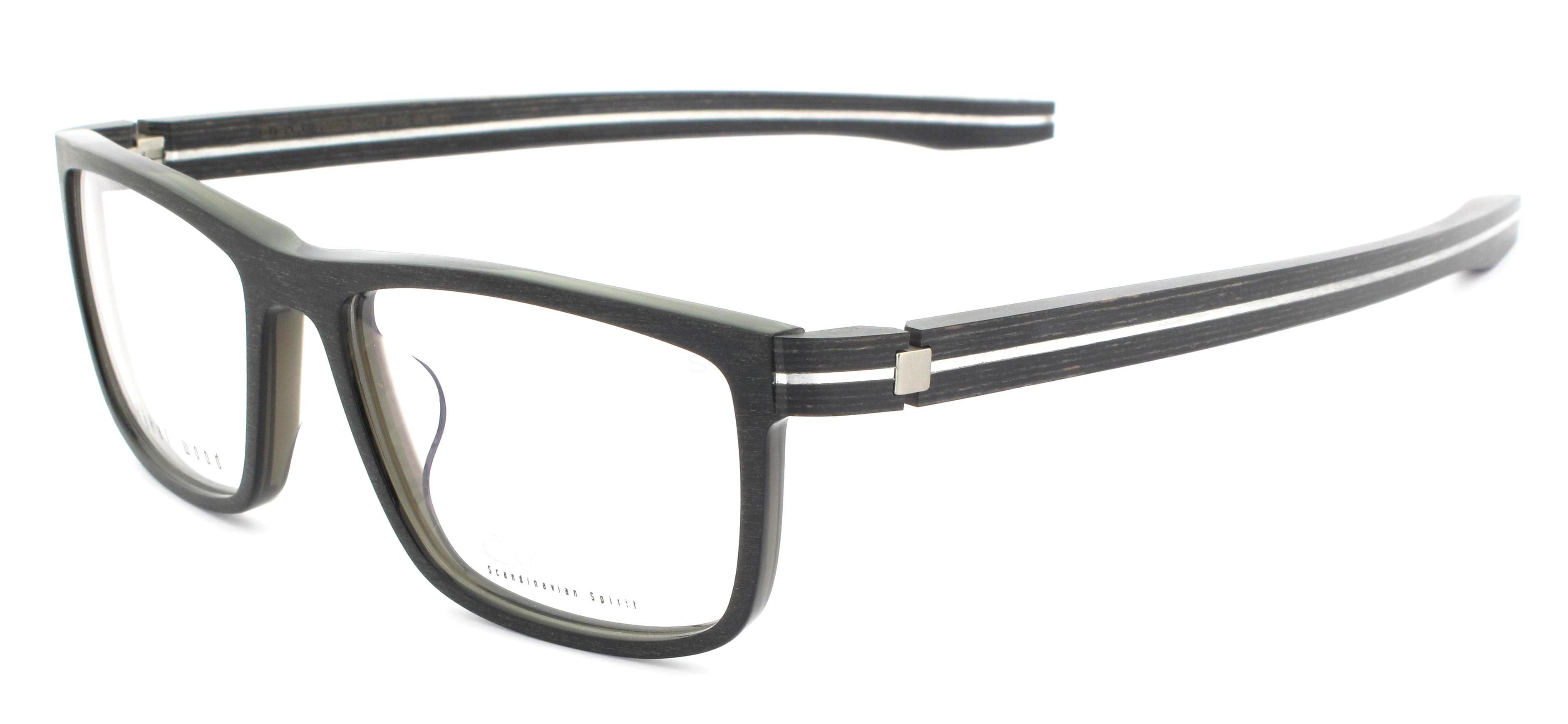 GG022 7788O PILTRA (WOOD) Glasses, ÖGA Scandinavian Spirit