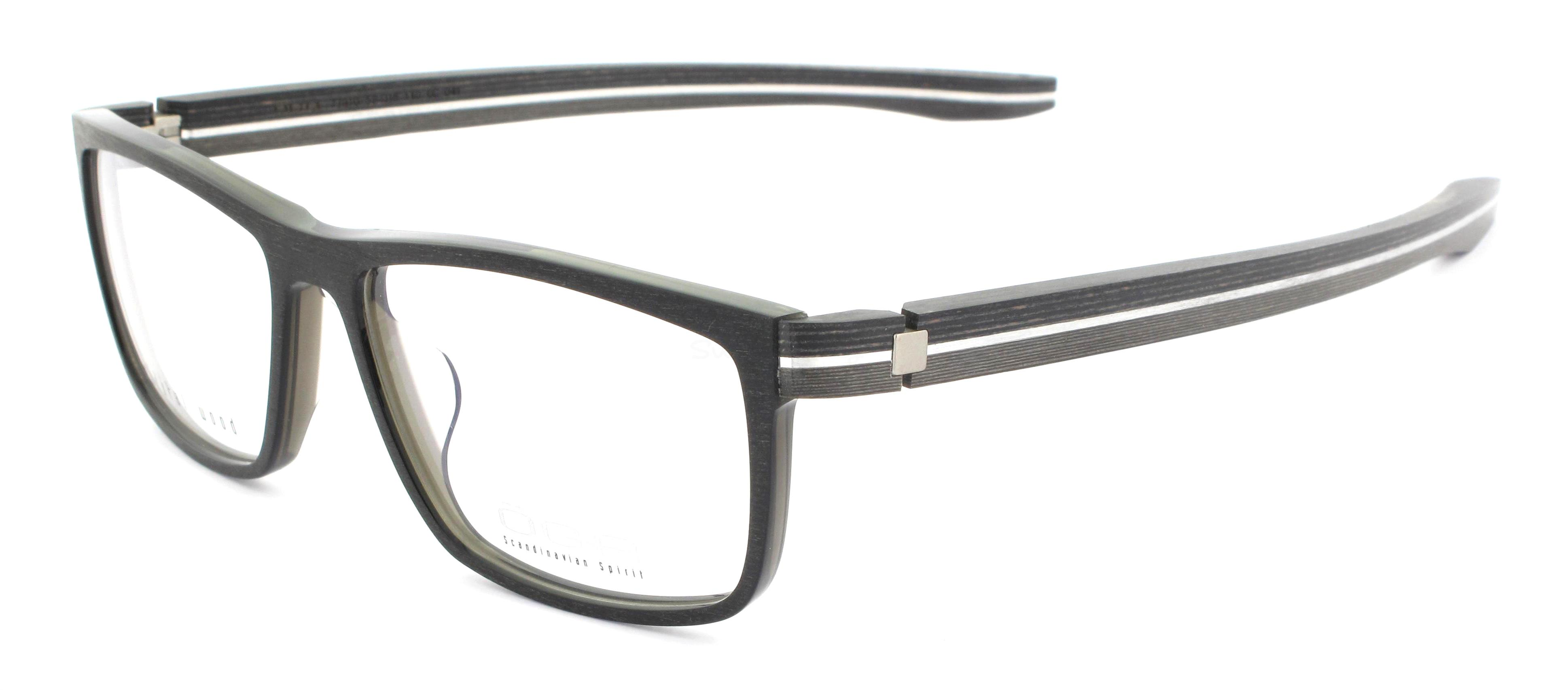 GG041 7791O PILTRA (WOOD) Glasses, ÖGA Scandinavian Spirit