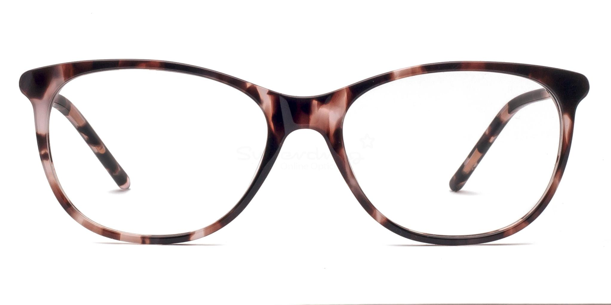 C3 17308 Glasses, Cobalt