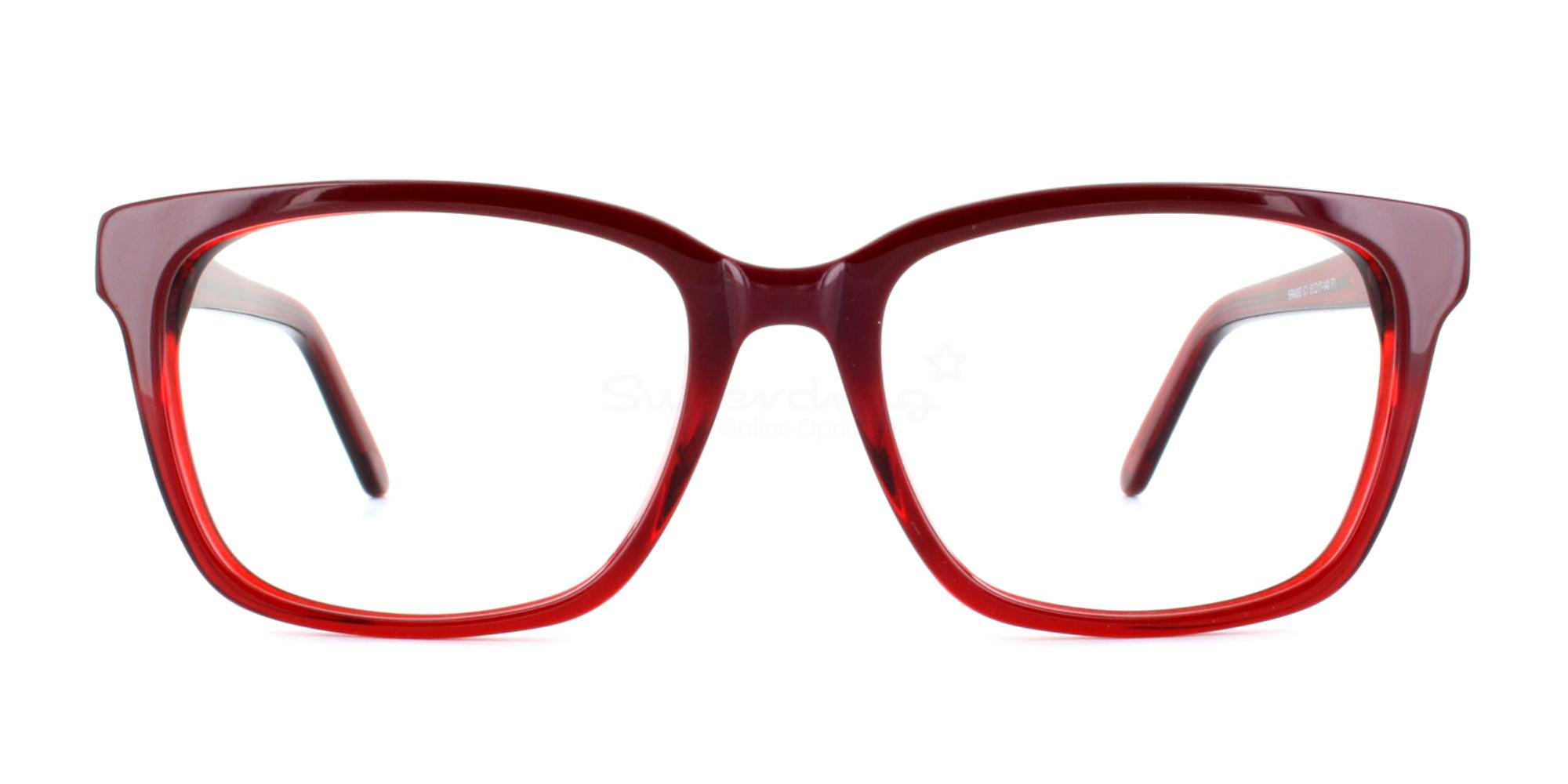 C1 SRA093 Glasses, Neon