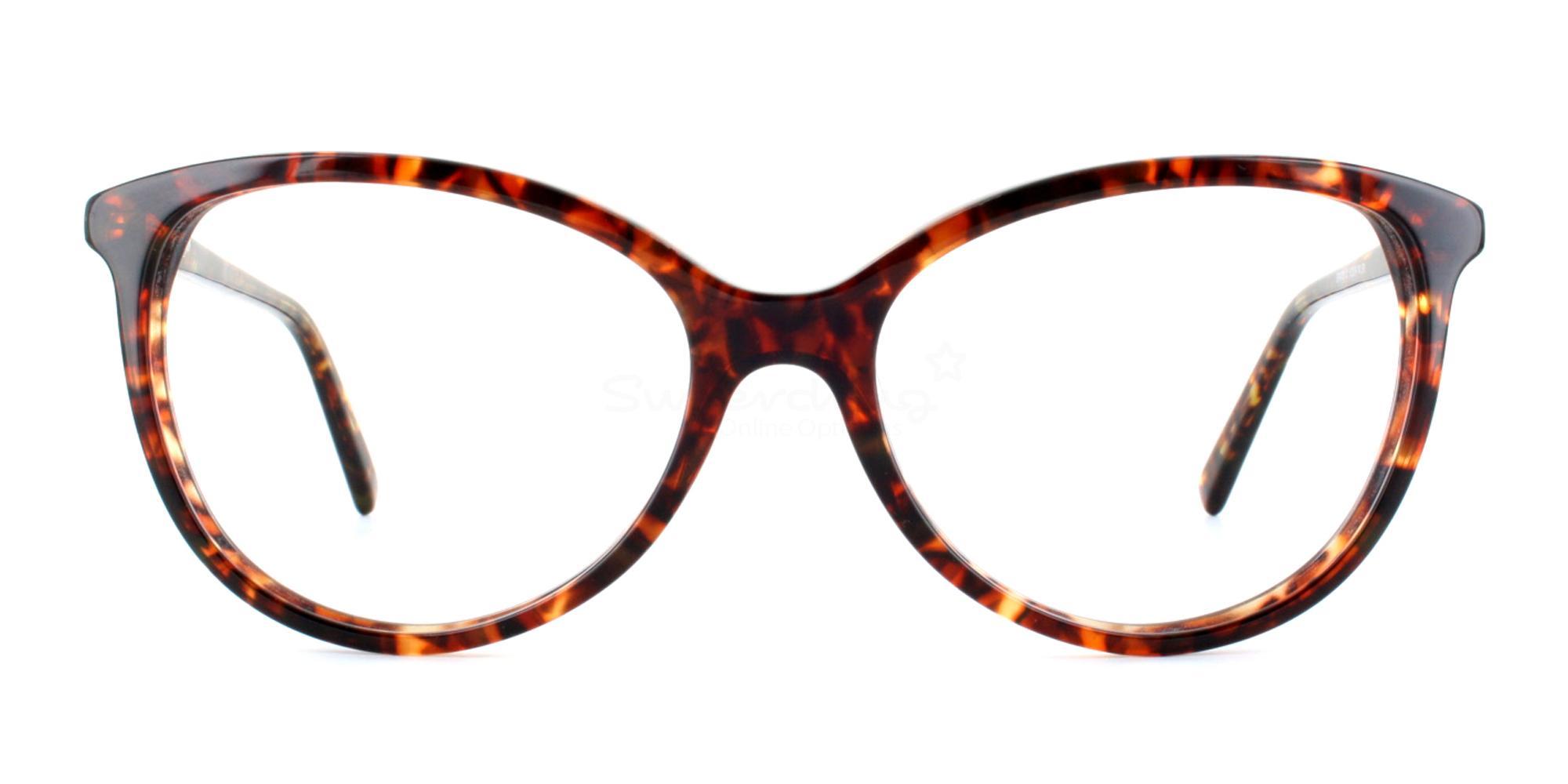 C1 SRA129 Glasses, Neon