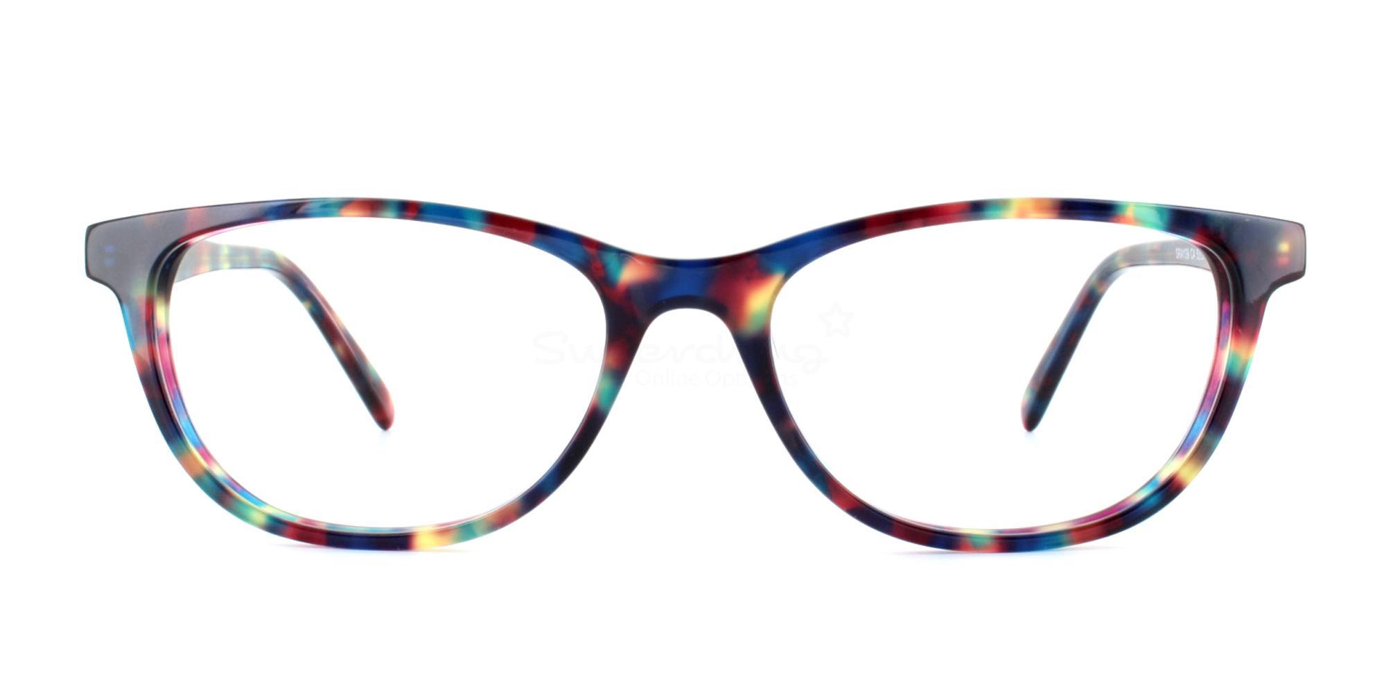 C4 SRA139 Glasses, Neon
