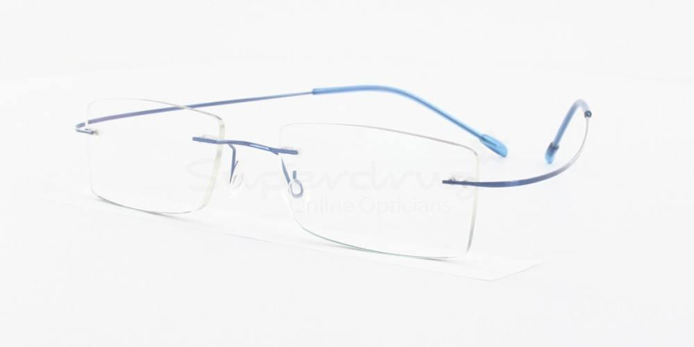 Blue 1102 Glasses, Immense