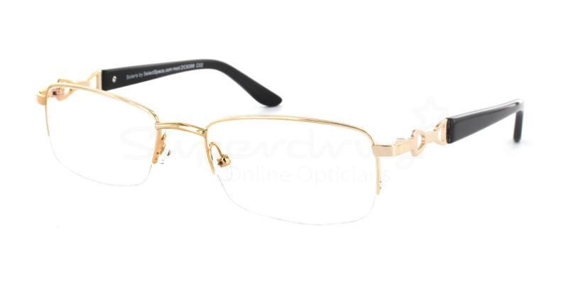 C02 DC6398 Glasses, Krypton