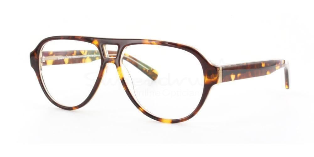 C21 PC1178 Glasses, Cobalt