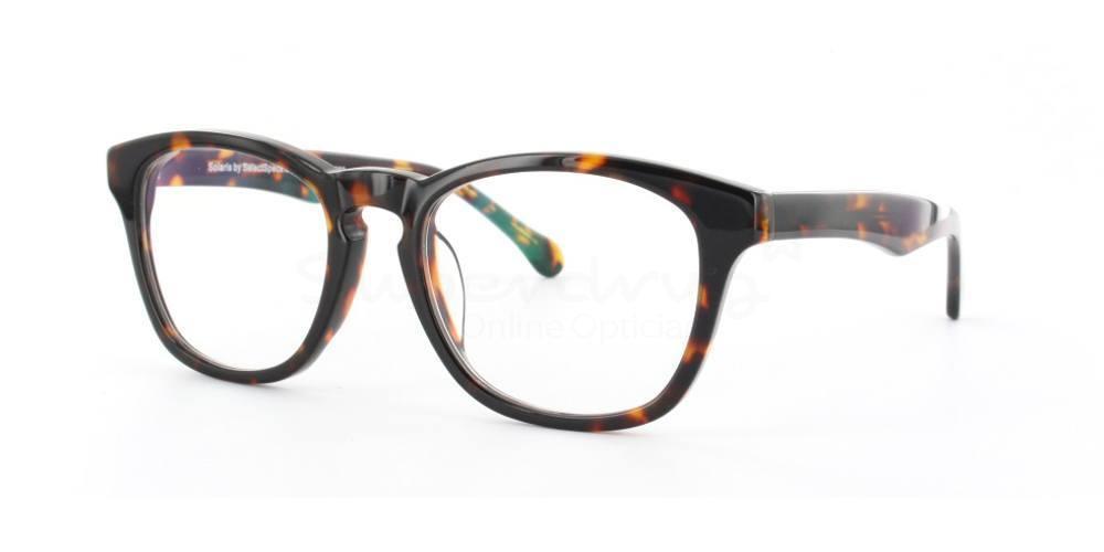 C23 S009 Glasses, Cobalt