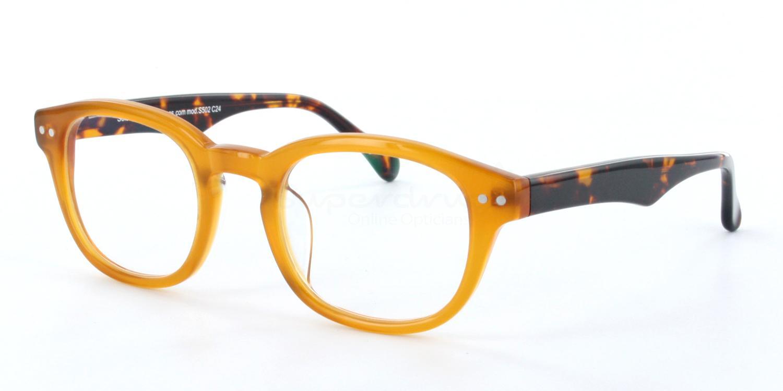 C24 S502 Glasses, Cobalt