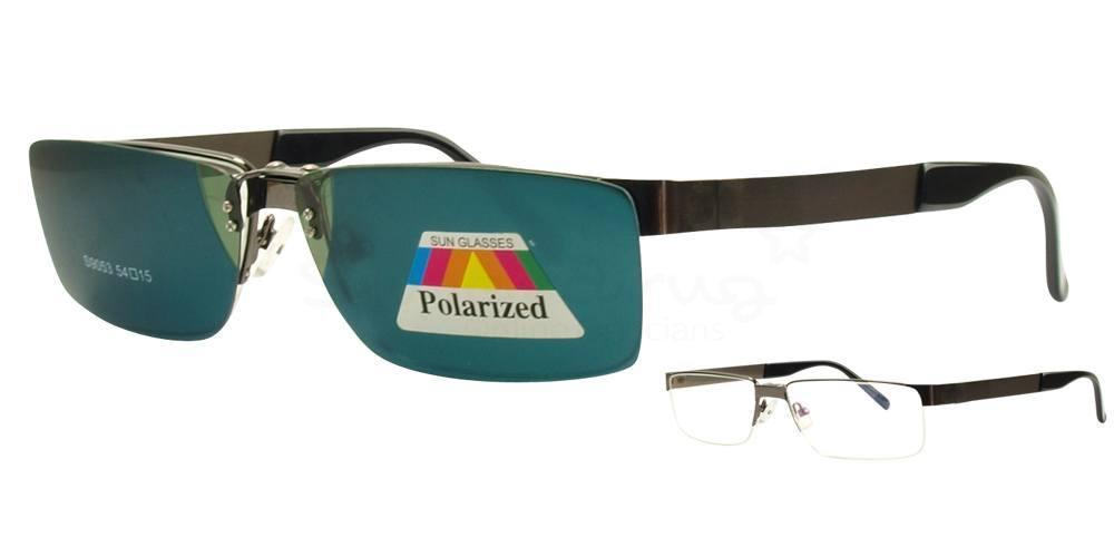 C2 S9053 Glasses, Neon
