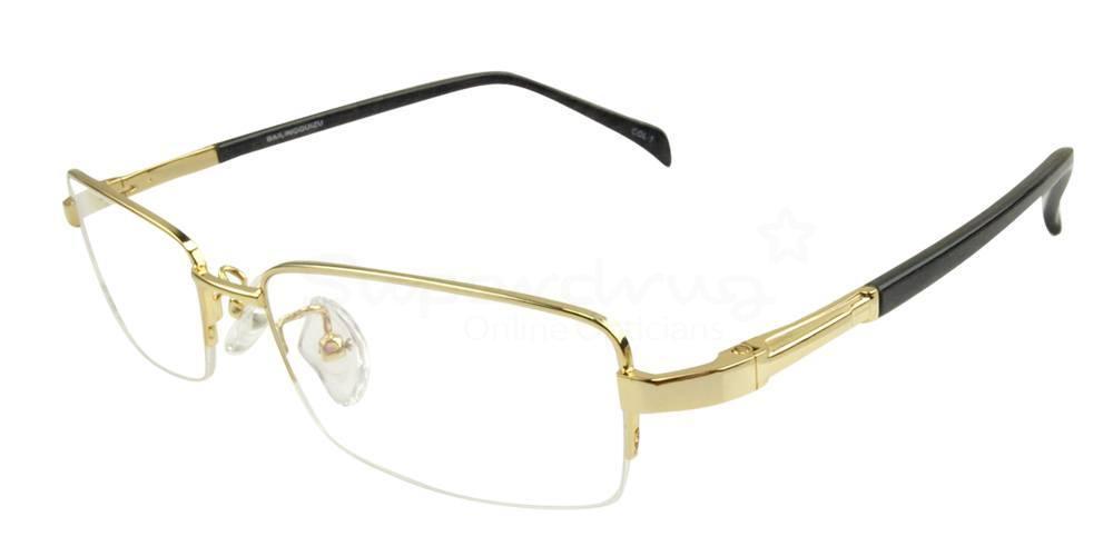 COL1 B-2184 Glasses, Neon