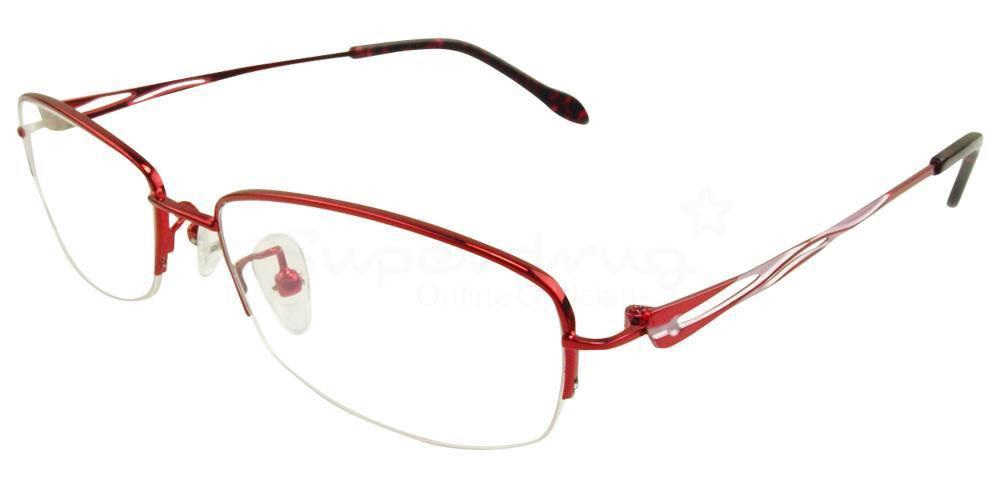 C10 56083 Glasses, Neon