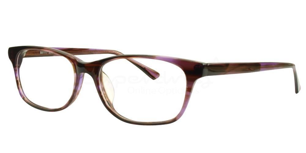 C3 B81117 Glasses, Immense