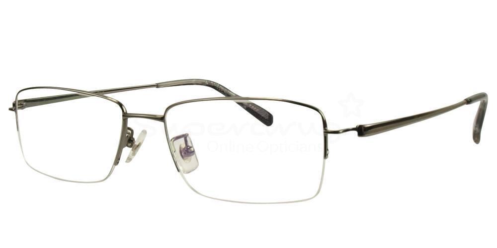 C3 6762 Glasses, Cobalt