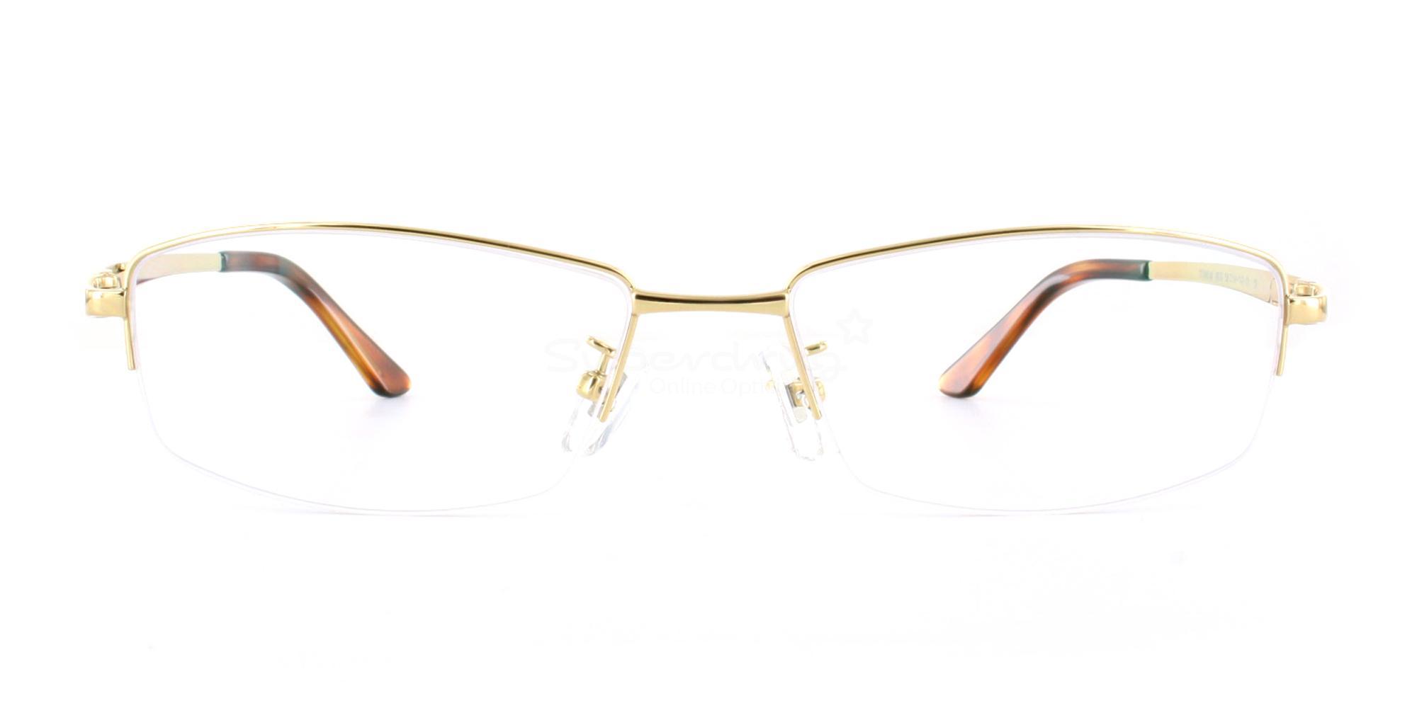 C1 6830 Glasses, Cobalt