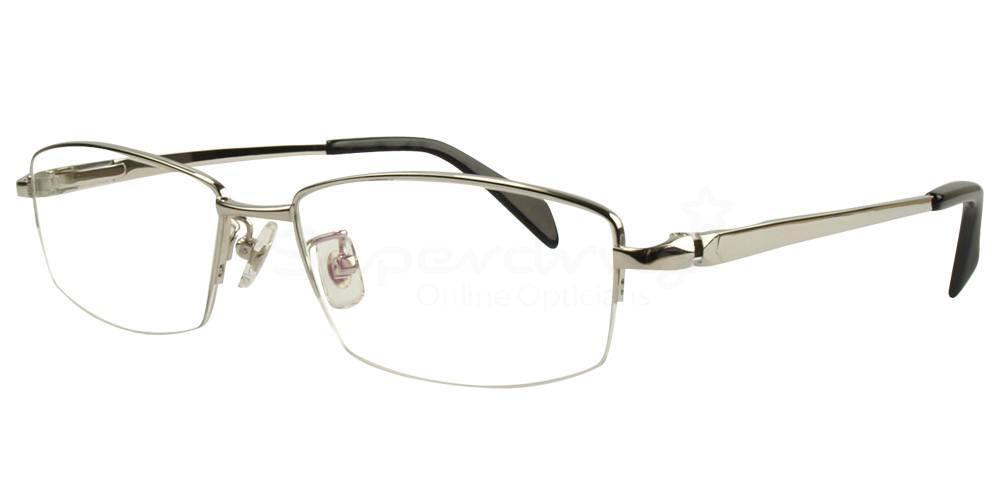 C2 6830 Glasses, Cobalt