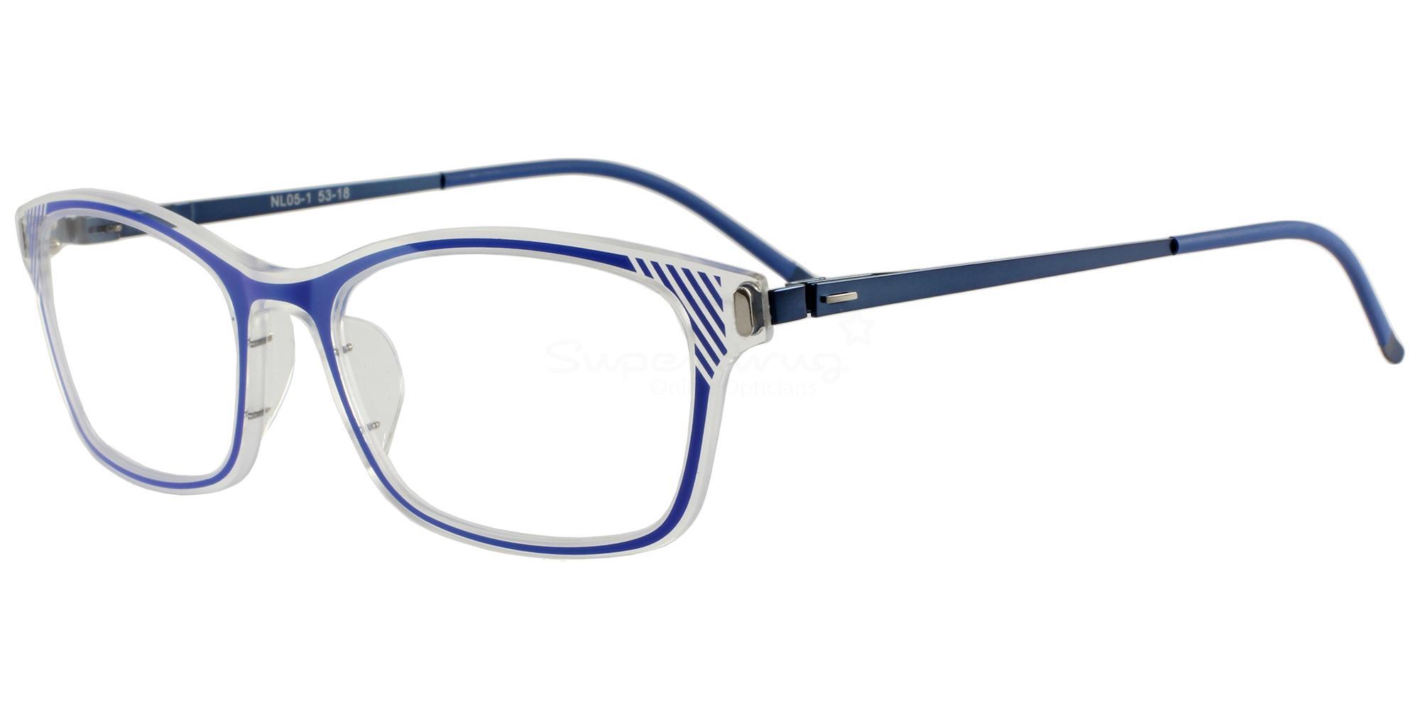 C1 05 Glasses, Nord Lite