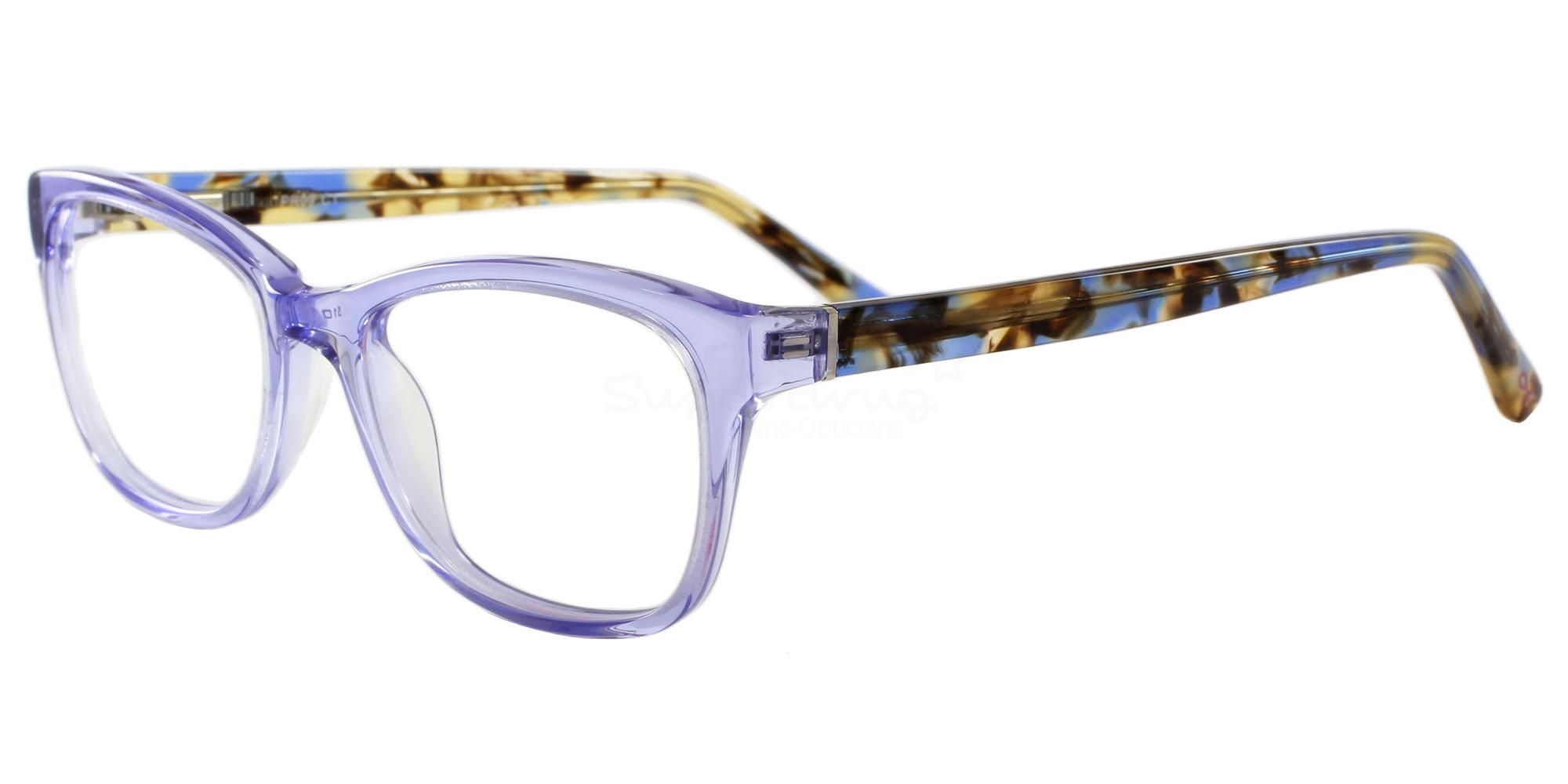 C1 09 Glasses, Pink Ribbon