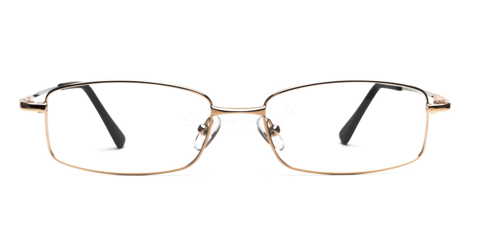 Gold 3215 (Gold) Glasses, Helium