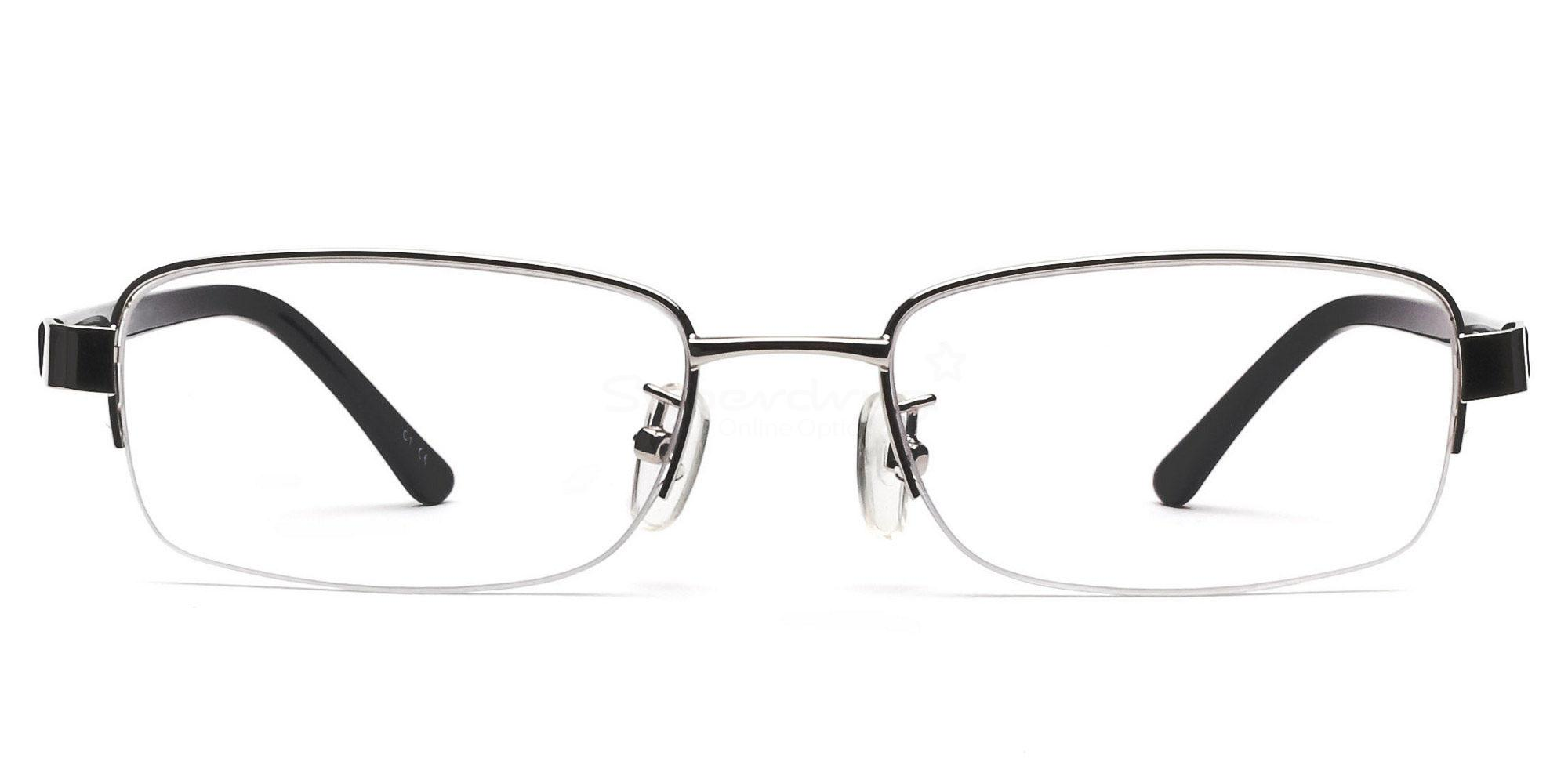 Silver 6212 - Silver Glasses, Indium
