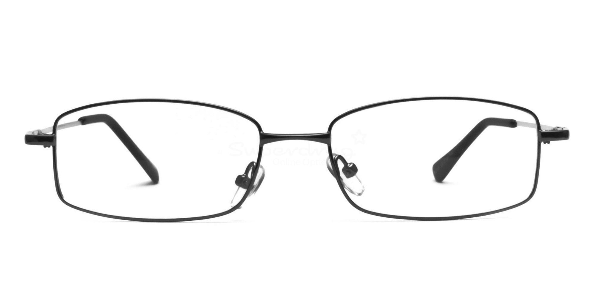 Gunmetal 3215 (Gunmetal) Glasses, Helium
