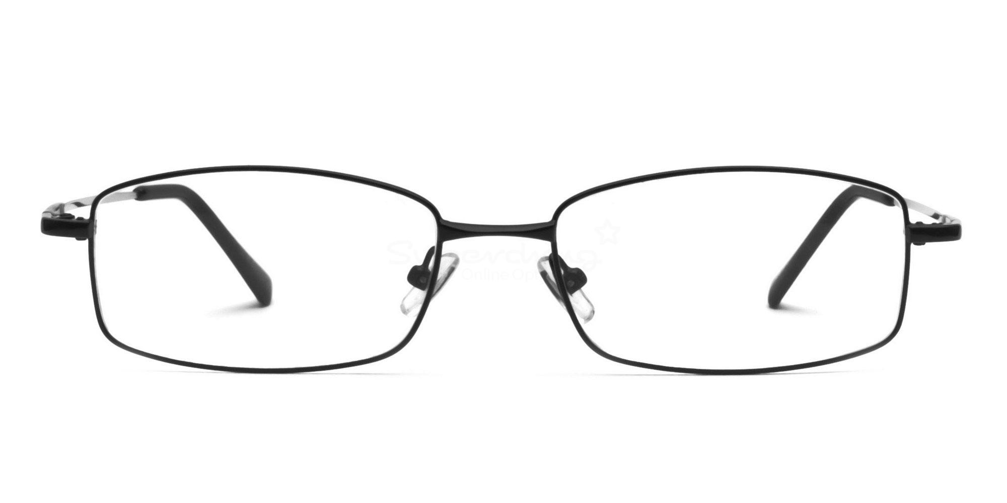 Black 3215 (Black) Glasses, Helium