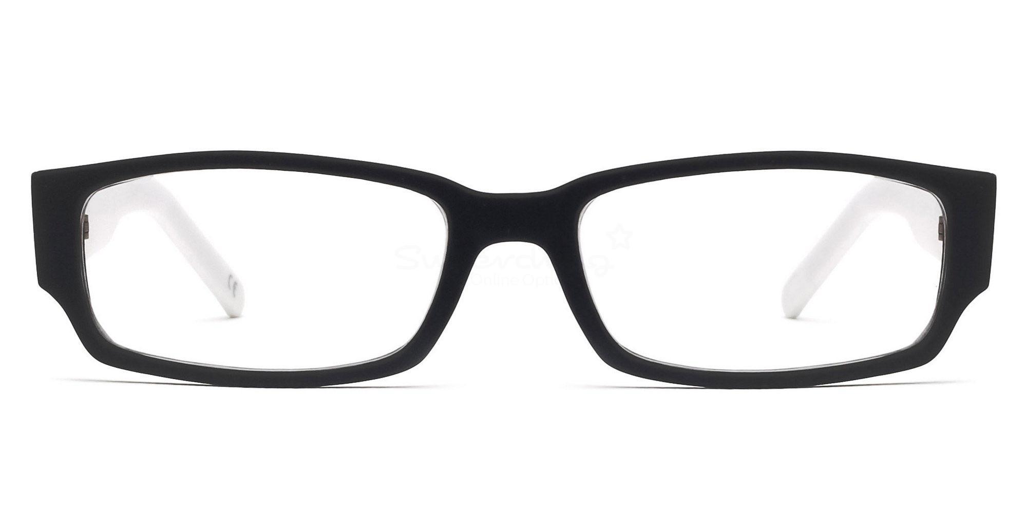 C91 2336 - White Glasses, Helium