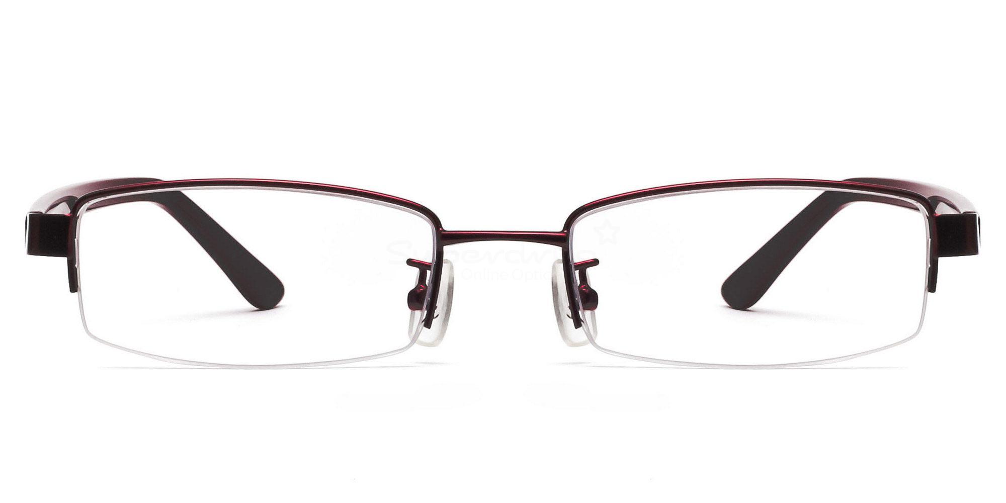 Red 6219 - Red Glasses, Indium