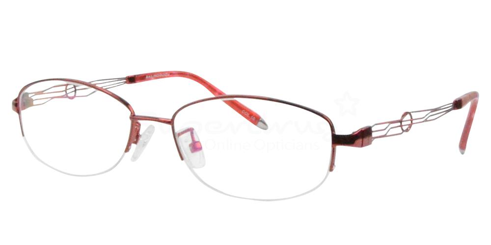 Red B-56156 Glasses, Radon