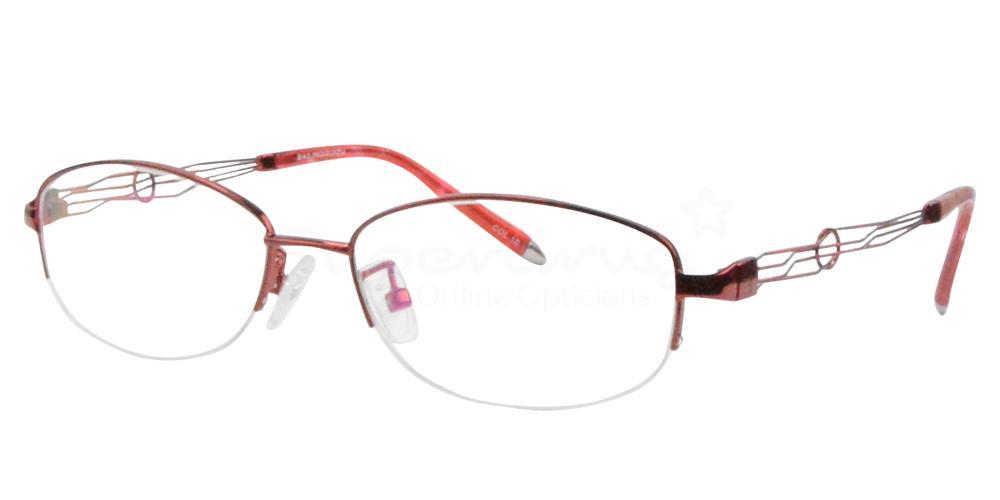 Red B-56156 Glasses, Radon