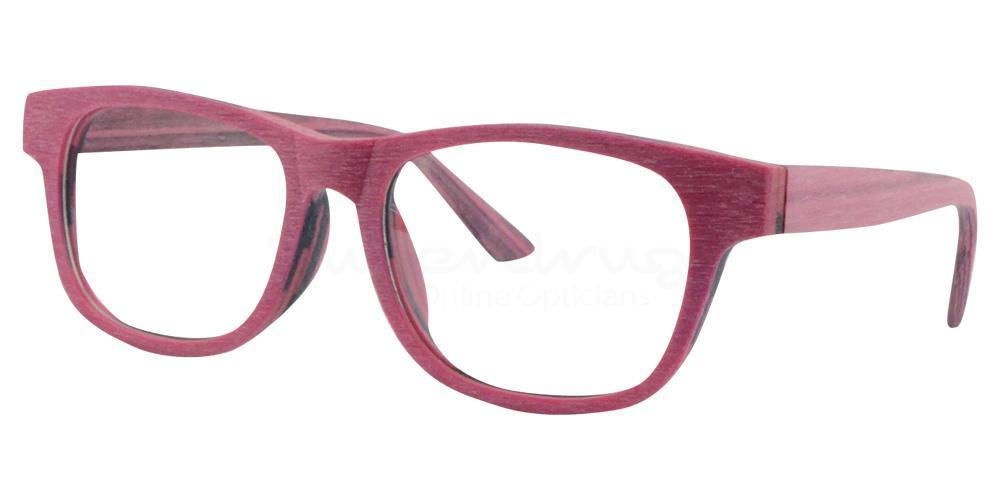 Pink/Blue SDM3024 Glasses, Radon