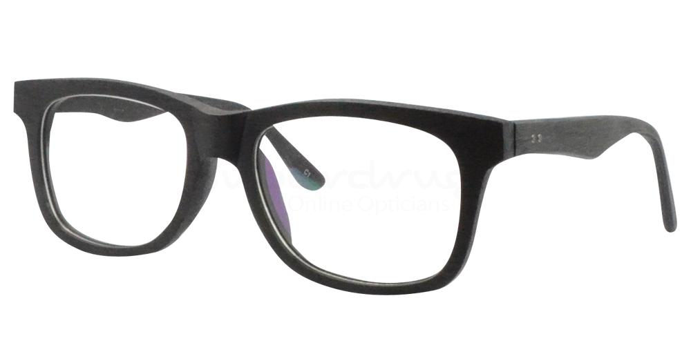 Black SDM3021 Glasses, Radon