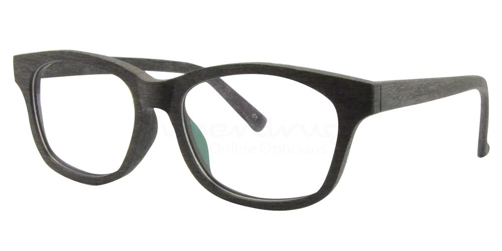Black SDM3019 Glasses, Radon