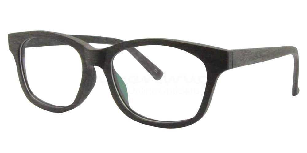 Black SDM3019 Glasses, Radon