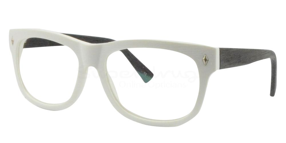 White/Black SDM3015 Glasses, Radon