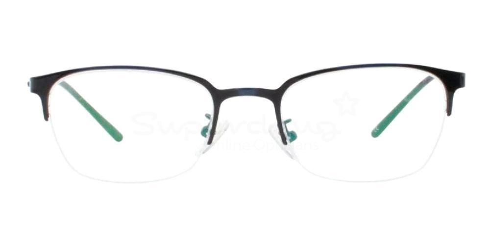 Dark Blue 9359 Glasses, Radon