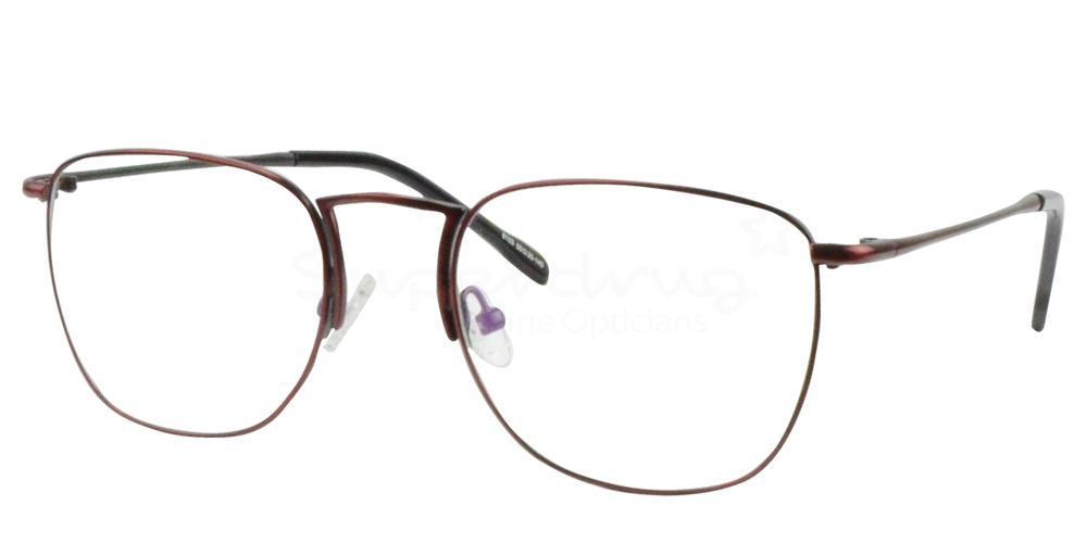 Red 8103 Glasses, Radon