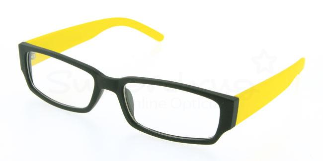 C94 2336 - Yellow Glasses, Helium
