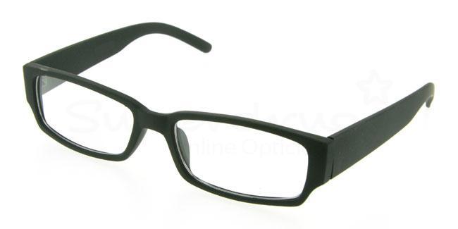 C02 2336 - Black Glasses, Helium