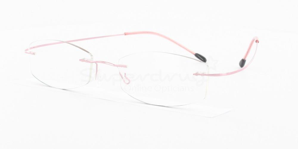 Pink 3829 Glasses, Indium